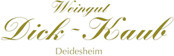 Weingut Dick-Kaub Logo
